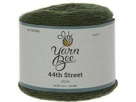 Yarn Bee-44th Street Yarn-Olive-HL 1837863