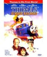 Thomas and the Magic Railroad (DVD) - $2.50