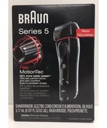 (New) Braun Series 5 Flex MotionTec Rechargeable Shaver 5030s - $139.58