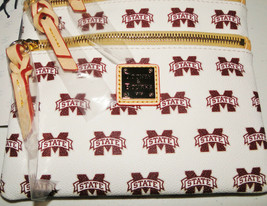 Dooney & Bourke Mississippi State Triple Zip Crossbody Bag image 2