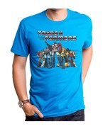 Official Transformers Classic 80s Autobot Crew photo T-shirt S M L XL 2X... - £12.42 GBP+