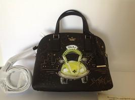 Kate Spade Signed Tom Tom Cameron Street Lottie Saffiano Leather Satchel... - £393.23 GBP