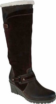 Womens Earth Ridge Knee High Boots - Brown Scout Vintage Size 11 - $49.99