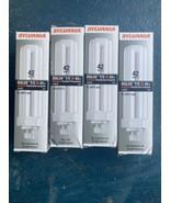 Sylvania 20890 Compact Fluorescent 4 Pin Triple Tube 4100K, 42-watt Lot ... - $19.35