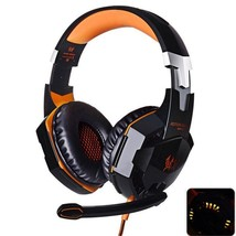 KOTION G2000 3.5mm Gaming Headset MIC Headphone  for PC Laptop PS4 Xbox ... - $29.99