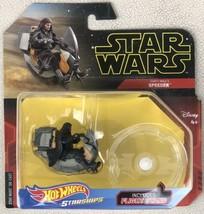Hot Wheels Star Wars Starships Darth Maul's Speeder Sealed Unopened - $13.95