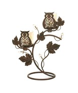 Iron Candle Holder, Metal Decorative Candle Holders Votive Candles Stand... - $25.99