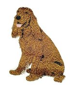 Amazing Custom Dog Portraits[Irish Setter] Embroidered Iron On/Sew patch... - $9.89