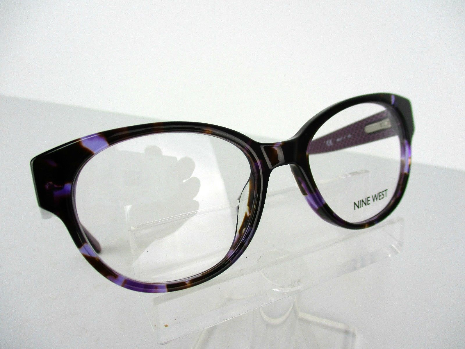 Primary image for Nine West NW 5079 (518) Purple Tortoise  48 x 17 135 mm Eyeglass Frame