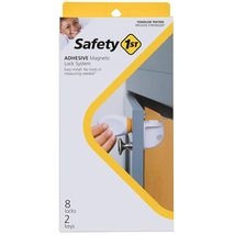 Safety 1st Adhessive Magnetic Lock System 8 locks 2 keys - $20.00