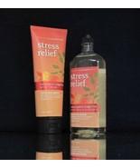 Bath & Body Works AROMATHERAPY Eucalptus Tangerine Stress Relief Body Cr... - $39.59