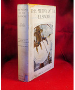 Jack London THE MUTINY OF THE ELSINORE 1st in jacket RARE - $2,244.20