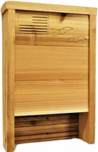 Premium Bat House   Made in USA   Western Red Cedar   Ready to install  ... - $40.91
