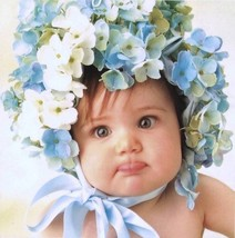 Sure Lox Baby Face Blue Jigsaw Puzzle Valerie Tabor Smith 550 pc 443011 ... - $7.99