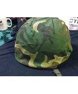 US Military M1 Helmet, Liner And Camoflage Cover - $49.97