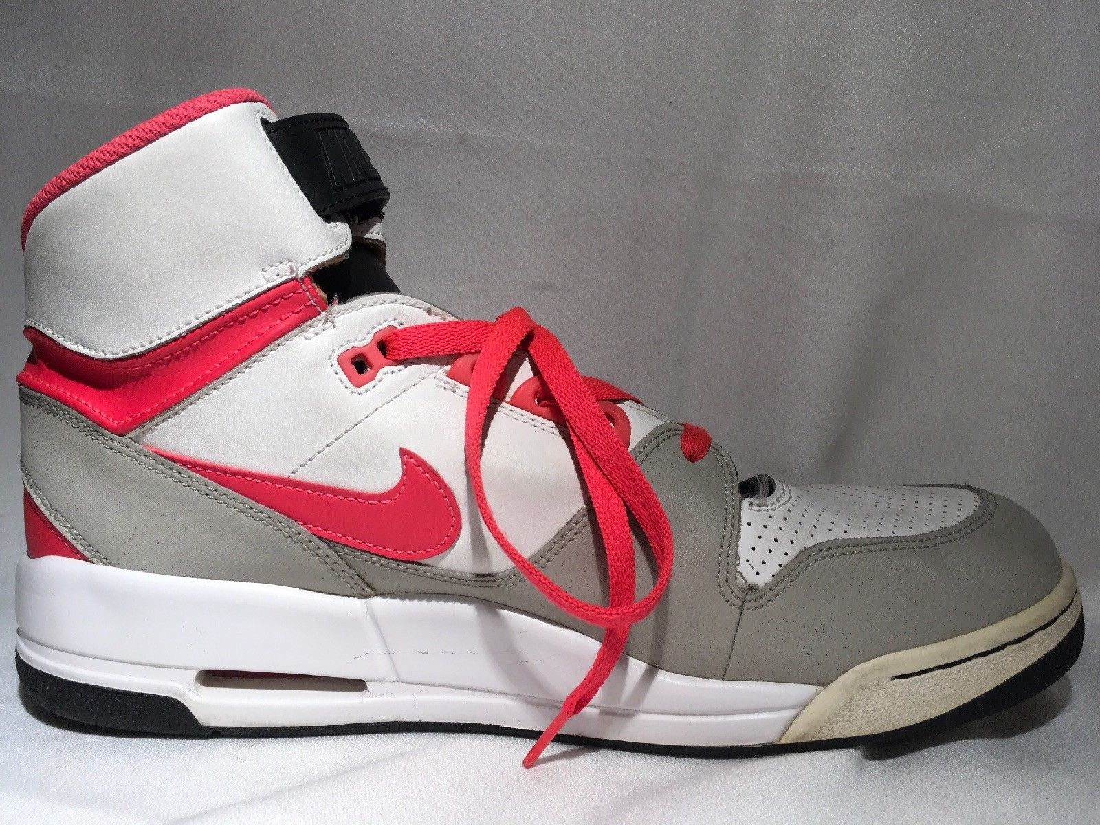 4274823a469 Nike Air Revolution High-top Hot Lava Red and 50 similar items. S l1600