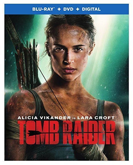 Tomb Raider [Blu-ray + DVD + Digital]
