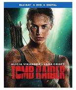 Tomb Raider [Blu-ray + DVD + Digital] - $9.95