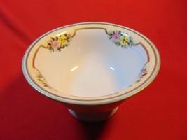 "Morimura Bros., (Noritake) Hand Painted, Nippon, 3 1/2"" Tall,  Pedestal Bowl - $6.99"
