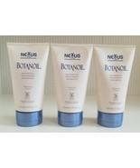 Lot of 3 Nexxus Botanoil Shampoo Botanical Treatment 5 oz New  - $58.41