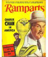 RAMPARTS MAGAZINE March 1973 - CHARLIE CHAN, HELEN GURLEY BROWN, DAVID B... - $17.99