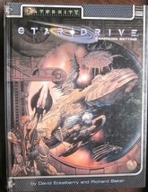 Tsr #2802 Alternity Stardrive Campaign Setting (New, Nm, 9.4) 1st Printing, 1998 - $29.40