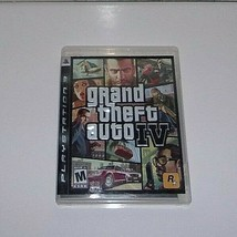 Grand Theft Auto IV (Sony PlayStation 3, 2008) - $11.66