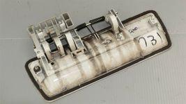 04-12 Nissan Armada Rear Hatch Tailgate Liftgate Trunk Exterior Door Handle WHT image 3