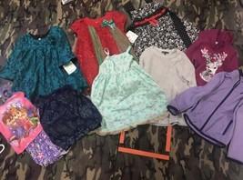 Girls Size 6/6x Lot Dresses, Sweaters, Etc - $60.00