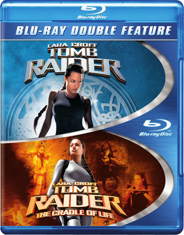 Lara Croft Tomb Raider/Cradle Of Life (Blu/2Pk)