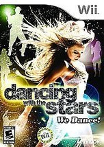 Dancing With the Stars: We Dance (Nintendo Wii, 2008) - $1.48