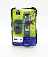 Philips OneBlade Pro Rechargeable Wet and Dry Electric Shaver QP6510/20 - $31.74