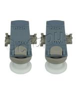 2 Pack Dishwasher Upper Rack Wheel Mount 8561996 WP8561996 PS973972 W111... - $9.74
