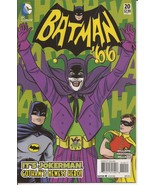 DC Batman '66 #20  Jokerman Gotham's Newest Hero Robin Adam West Burt Ward - $3.95
