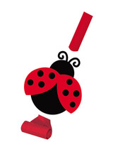 Ladybug Fancy Blowouts - Birthday Party Supplies - $4.54