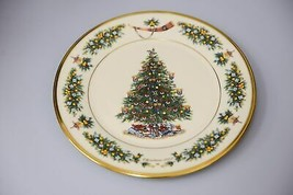 Vintage Lenox Christmas Tree Around the World Collector Plate 2002 Netherlands - $39.59