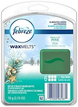 Febreze Wax Melts Fresh Cut Pine Air Freshener (1 Count, 2.75 Oz), 0.172... - $7.27