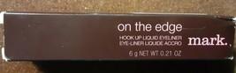 MARK LASH SPLASH  HOOK UP WATERPROOF MASCARA BLACK NIB - $5.05