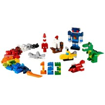 LEGO Classic 303 Piece Creative Supplement + Extra Large Base Plate Plat... - $39.99