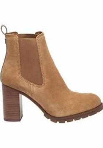 08fab98bf Tory Burch Stafford Suede Booties Boots and 50 similar items. S l1600