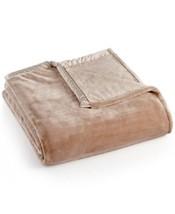 Berkshire Velvety Luxe King Blanket NEW - $49.99