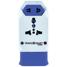 Travel Smart By Conair All-in-one Adapter With Usb CNRTS238AP - $38.39