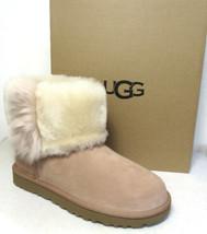 Ugg Women's Arroyo Classic Mini Wisp Sheepskin Cuff Boots #1101039 - $149.99