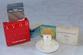 Bundle Of Vintage Avon Collectibles From The 70s And 80s - $10.99