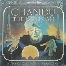Chandu The Magician - Audio/Spoken  Vinyl LP ( New Sealed ) - $14.80
