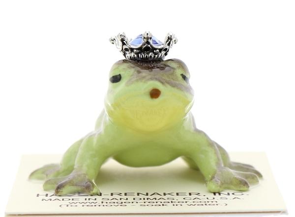 Birthstone frog prince kissing33