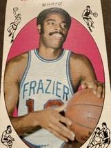 1969-70 TOPPS Walt Frazier #98 NBA New York Knicks rookie card - $9.89