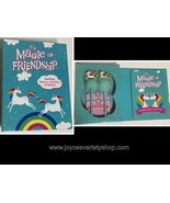 The Magic Of Friendship Book of Quizzes, Activities & Wishes Age 6+ - $7.99