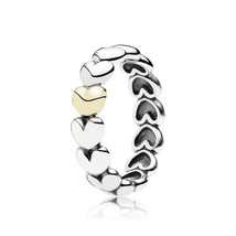 High-quality New Boutique 925  Silver Ring, Simple and Elegant, Bright a... - $63.87