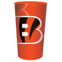 NFL Football Team Tailgating Party Supplies Re-useable Stadium 22 oz Cup... - $5.29+
